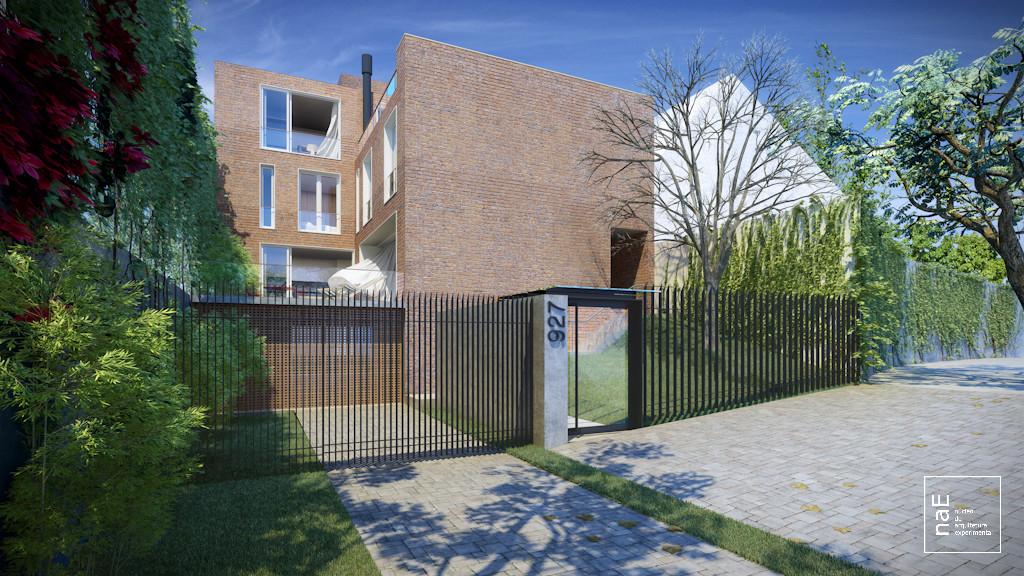 Condomínio Residencial Residências da Figueira | naE | Fachada Principal