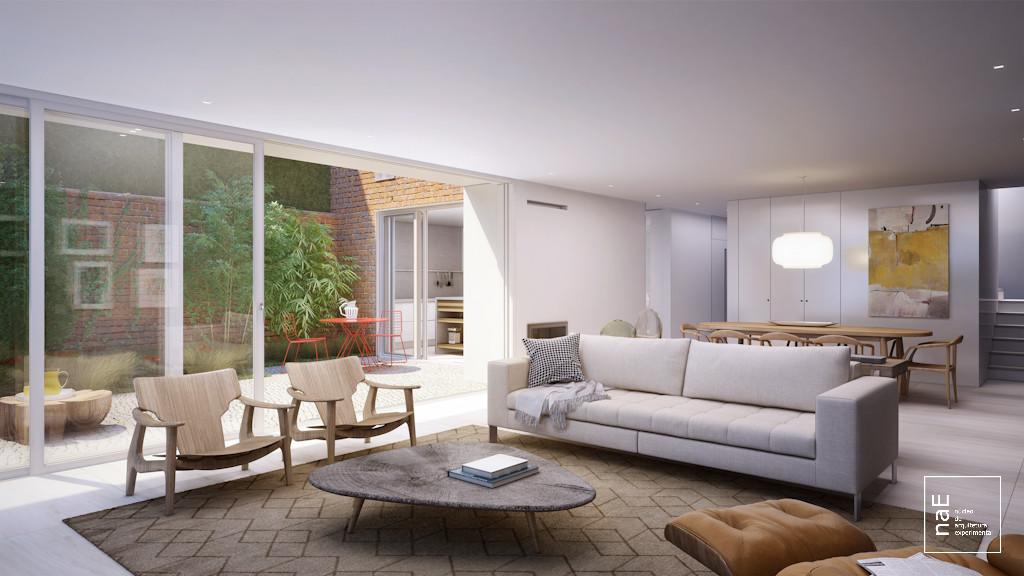 Condomínio Residencial Residências da Figueira | naE | Estar