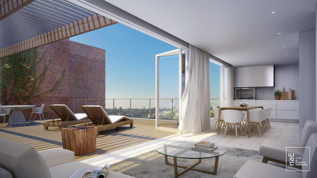 Condomínio Residencial Residências da Figueira | naE | Terraço